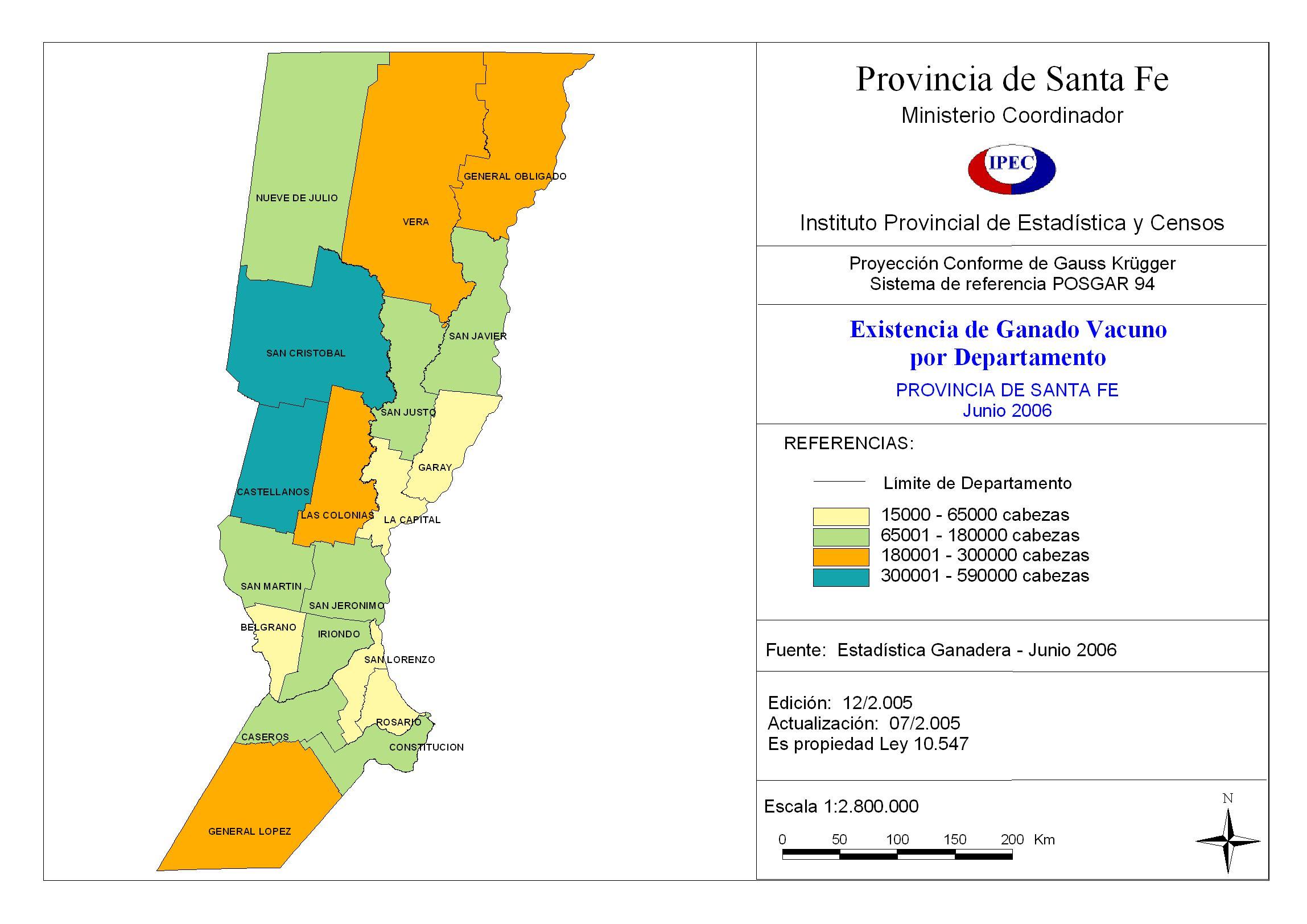Gobierno De Santa Fe Mapas Est Ticos Del Sector Agopecuario