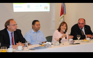 The province promotes a meeting for local companies interested in investing in Bolivia