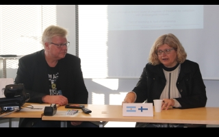 Santa Fe in Finland: Balagué generates new links to expand teaching projects