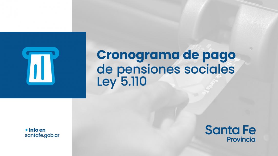 Se abonan las pensiones sociales