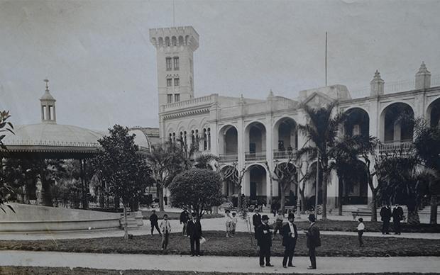 Gobierno de Santa Fe  Historia del Cabildo y Casa de Gobierno de