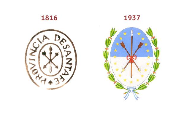 Gobierno de Santa Fe - Escudo