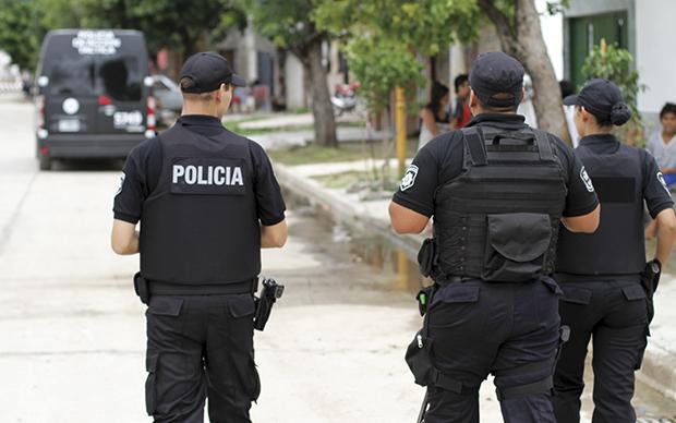 Resultado de imagen de policia de santa fe